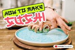 OKASHI - Japanese Font Product Image 6