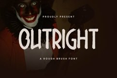 Web Font Outright Product Image 1