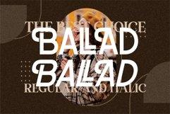BALLAD - Stylish Sans Serif Font Product Image 3