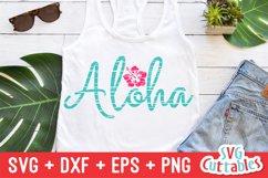 Summer SVG   Aloha   Shirt Design Product Image 1