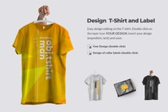 8 Mockups T-Shirts on the Hangers Product Image 4