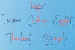 Longve || Elegant Handwriting Font Product Image 4