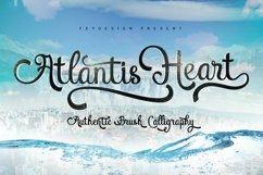 Atlantis Heart Product Image 1