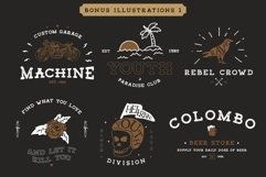 Tigreal Font Family BONUS Illustrations Product Image 3