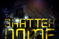 Shatterdome 3 fonts Product Image 3