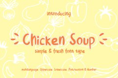 Chicken Soup Product Image 1