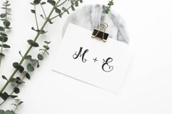 Styled Monograms - Hand lettered Initials Product Image 5