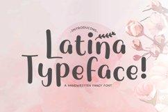 Web Font Latina Product Image 1