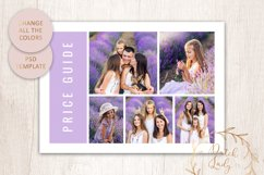 PSD Photo Price Card Template - Design #23 Product Image 4