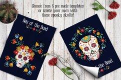 Dia de los Muertos Skull Collection Product Image 4