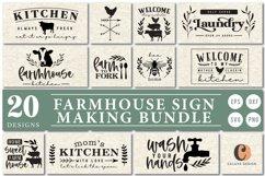 ULTIMATE Farmhouse Sign Making SVG Bundle Product Image 1