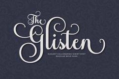 The Glisten Script Product Image 1