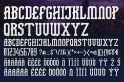 Legionaire - Esport Font Product Image 4