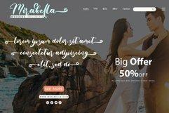Brigitha - WEB FONT Product Image 3