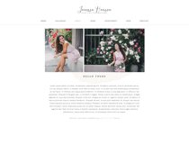 Wix Photography Website Template Product Image 3