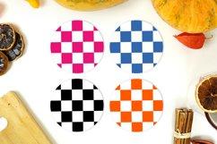 Checkerboard Seamless Pattern Bundle Product Image 2