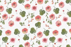 Spring florals. Watercolor floral collection. Product Image 6
