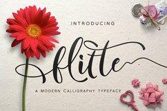 Flitte Script Product Image 1