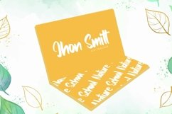 Web Font SmellForest - Cute Fonts Product Image 4