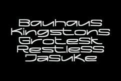 Kingstons - Handrawn Sans Font Product Image 2