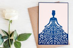 Quinceanera invitation template, Svg files for cricut Product Image 3