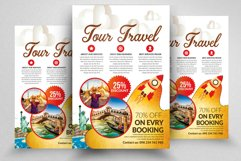 Holiday Tour/Travel Flyer Templates Product Image 1
