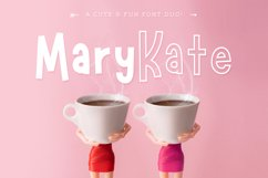 Marykate Font Duo Product Image 1