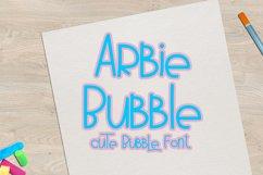 Arbie Bubble Product Image 1
