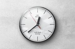 Wall Clock Mockups Product Image 4