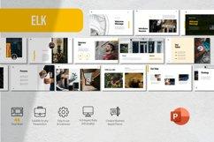 Elk Clean Presentation Powerpoint Product Image 1