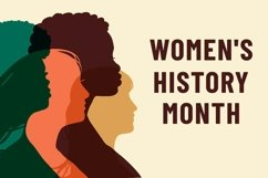 Womens History Month. Women's day. Product Image 1