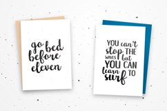 Northern Lights Script Font Duo Product Image 4