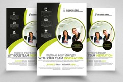 Information Technology Consultants Flyer Templates Product Image 1