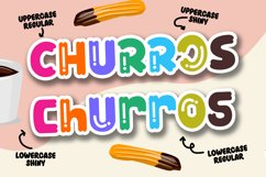 Fried Churros Product Image 5