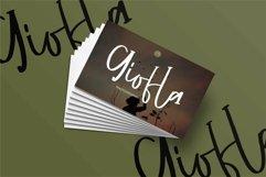 Web Font Delilla - A Fun Script Font Product Image 4
