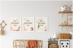 Kids Frames & Wall Mockup Pack - 6 Product Image 3