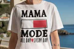 Mama quotes EPS, PNG, SVG. Sublimation. Product Image 6
