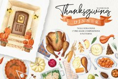 Thanksgiving dinner Product Image 1