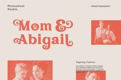 Hallen - Modern Classic Font Product Image 6