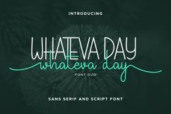 Whateva Day Product Image 1
