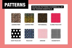 Fashion Fabric Patterns and Prints Product Image 3