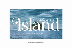 Wallace - Decorative Serif Font Product Image 5