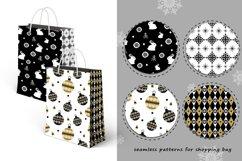 20 Winter seamless patterns Product Image 4