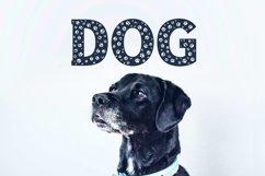 Dog Paw - Pet Font Product Image 2