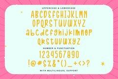 Barnie Kids - Playful Display Font Product Image 6