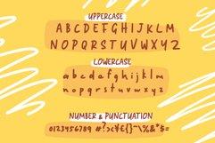 Kinethick   Playful Font Product Image 6