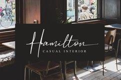 Hamilton - Elegant Signature Product Image 3