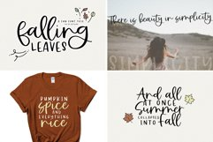 Farmhouse Font Bundle - Handwritten Fonts for Crafters! Product Image 6