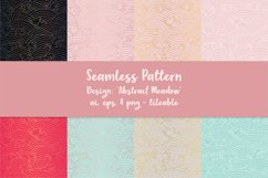 Abstract Meadow Seamless Pattern Product Image 1
