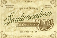 Soulvacation Product Image 1